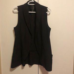 Dynamite Black Vest Blazor